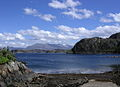 Foinaven from old slipway at Fanagmore - geograph.org.uk - 188050.jpg