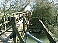 Footbridge over River Mole - geograph.org.uk - 147059.jpg