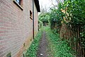 Footpath between Bayley's Hill Lane and Rycroft Lane, Bayley's Hill - geograph.org.uk - 1256325.jpg