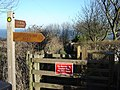 Footpath from Osgodby to Scarborough - geograph.org.uk - 1132978.jpg