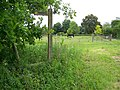 Footpath sign, Elsted - geograph.org.uk - 1340408.jpg