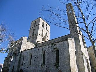 Forcalquier Cathedral - Forcalquier Cathedral