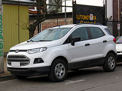 Ford EcoSport — Вікіпедія