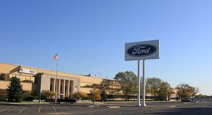English: Ford Livonia Transmission plant, 3620...