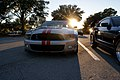 Ford Shelby Mustang 2013 GT500 Convertible LFront Sunset SCSN 18Jan2014 (14399706218).jpg