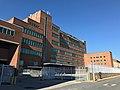 Former Baltimore Sun Building (Guilford Avenue side), 501 N. Calvert Street, Baltimore, MD 21202 (39396932034).jpg