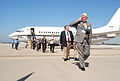 Former POWs arrive at Naval Base Ventura County Point Mugu 090418-N-PZ986-001.jpg
