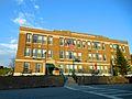 Former Willsboro Central School - Front.JPG
