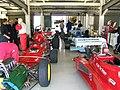 Formula One garage Silverstone 2007.jpg