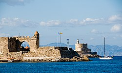 Fortress of Rhodes Old Town.jpg