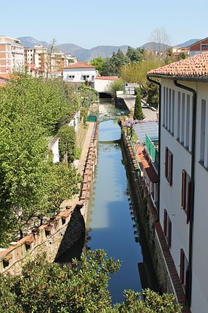 Canal in Pisa
