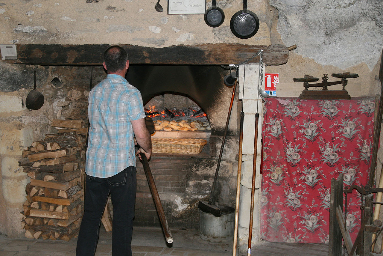 Four à pain wikiwand