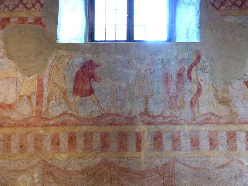 File:Fr Holtzbad Chapelle Saint-Ulrich Adam and Eve family history fresco 2.jpg