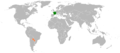 France Paraguay Locator.png
