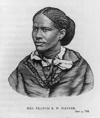 Frances Harper - Frances Ellen Watkins Harper