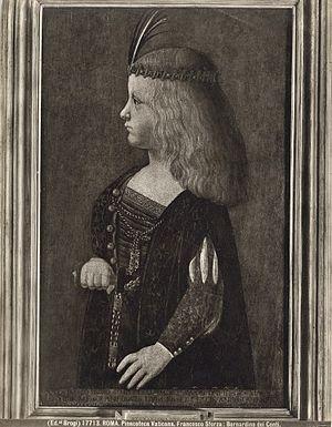 Francesco Sforza (il Duchetto) - Francesco Sforza