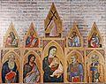 Francesco di Neri. Madonna della Latte e santi. 1340-50, Museo Nazionale di San Matteo, Pisa.jpg