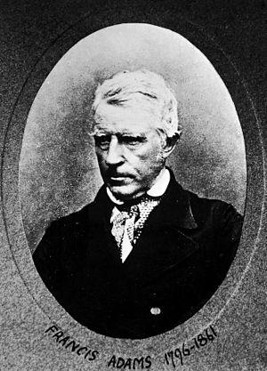 Francis Adams (translator) - Image: Francis Adams (translator)