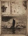 Frank Boggs, Navires et vignettes, fin du XIXe-début du XXe siècle, Musée d'art et d'histoire de la ville de Meudon.jpg