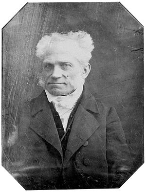 Friedrich Nietzsche - Schopenhauer strongly influenced Nietzsche's earliest philosophical thought.