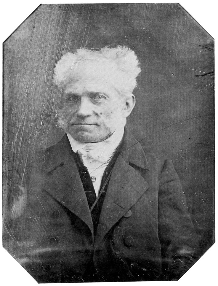 Frankfurt Am Main-Portraits-Arthur Schopenhauer-1845