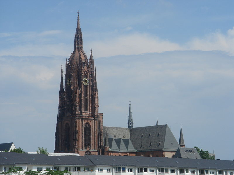 Visitando Frankfurt