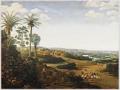 Frans Post (1612-1680), Le village de Serinhaem au Brésil.png