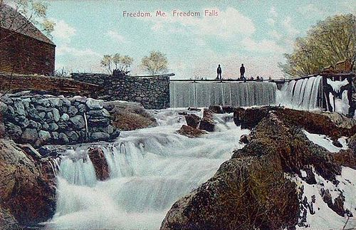 Freedom mailbbox