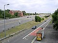 Freemantle junction of the A33 dual carriageway, Southampton - geograph.org.uk - 25225.jpg