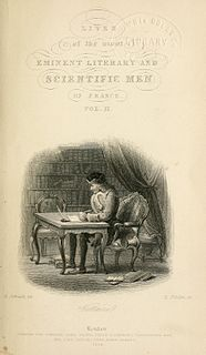 <i>Lives of the Most Eminent Literary and Scientific Men</i> Volumes mostly written by Mary Shelley