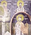 Fresco from St. George Church in Radišani 02.jpg