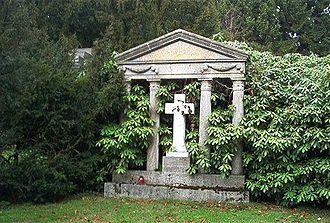 Ohlsdorf Cemetery - Burial site at Ohlsdorf cemetery