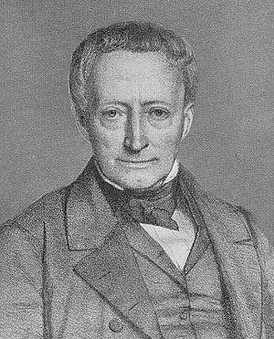Friedrich Gottlieb Welcker - Friedrich Gottlieb Welcker