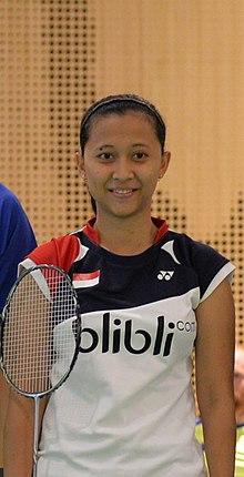 Friendly match Australia and Indonesia 2016 - Richi Puspita Dili.jpg