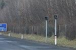 Front Radar Süd Autobahn A2 in Styria Speed cameras in Austria.JPG