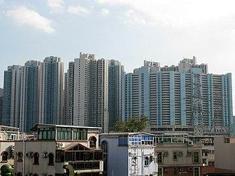 Public housing estates in Tuen Mun - Fu Tai Estate