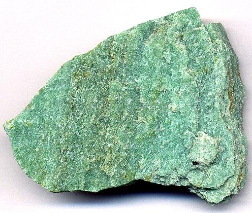 Fuchsitic quartzite, Laramie Range WY