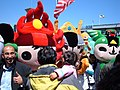 Fuwa at 2008 Olympic Torch Relay in SF 3.JPG