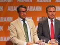 Göran Hägglund och Jan Björklund, 2013-09-09 01.jpg