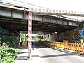 Güterring Leipzig EÜ Theklaer Straße Südansicht 2017.jpg
