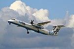 G-ECOB - Flybe - Dash8 Q400 (28456614690).jpg