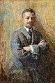 G. Amisani, ritratto di uomo, olio su tela, in collezione privata.jpg
