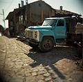 GAZ-52 or GAZ-53 in Veliko Turnovo, Bulgaria.jpg