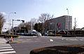 Gakuen-Nishi Intersection.JPG