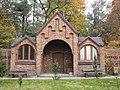Garden of the Franciscan monastery in Katowice Panewniki 038.JPG