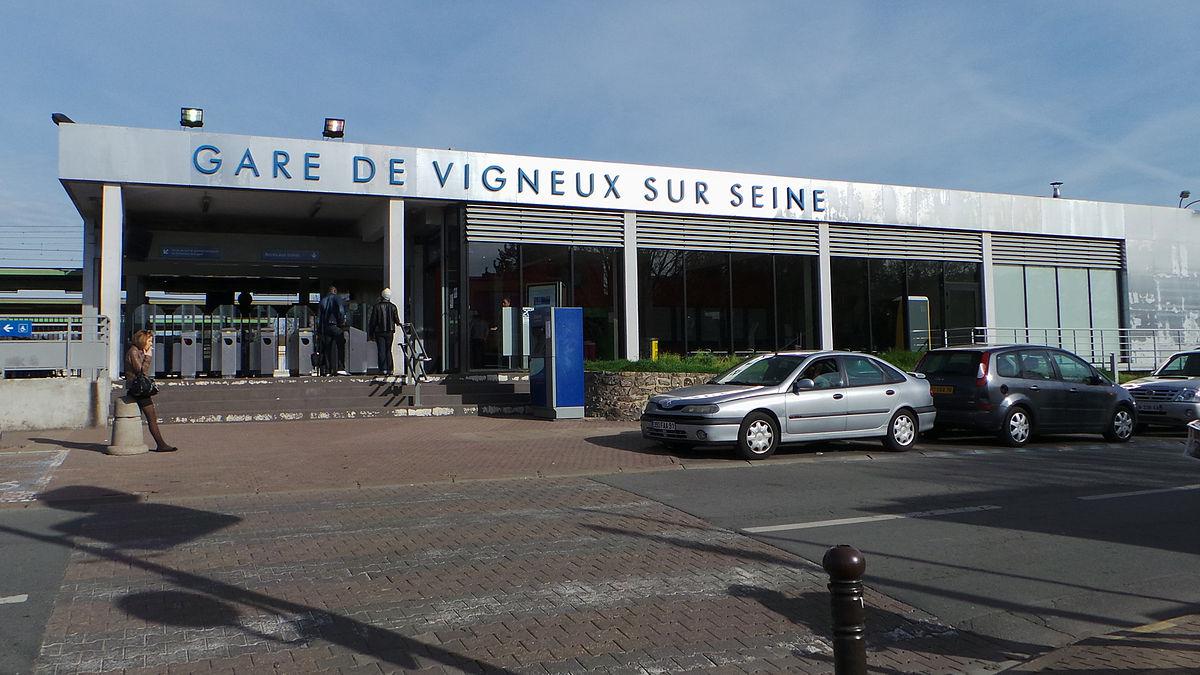 gare de vigneux sur seine wikip dia