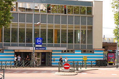 Sucy–Bonneuil station
