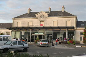 Image illustrative de l'article Gare de Cholet