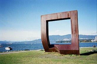 George Vancouver - 1980 Commemorative Statue to Capt. George Vancouver by Vancouver artist Alan Chung Hung