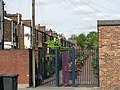 Gated Entry. Langworthy, Salford - geograph.org.uk - 33215.jpg